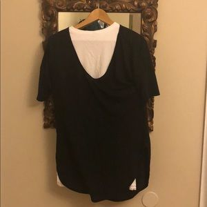 Women's Old Navy V Neck, Hip Length Women's Top